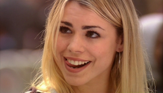 Rose Tyler, played so perfectly by Billie Piper