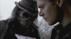 Dean and Scarecrow