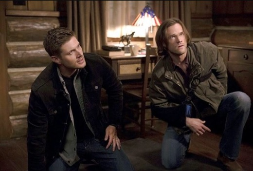 SPN werewolf Sam and Dean