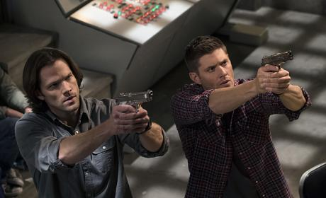 Supernatural Season 11 Finale