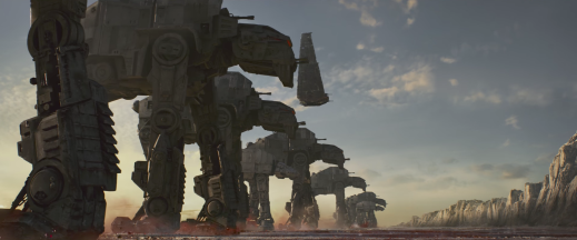 TLJ Crait Walkers